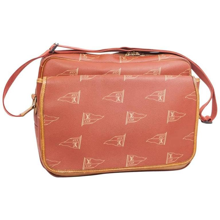 America s Cup Louis Vuitton Bag For Sale. Collector! 946cca1b04bda