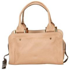 Chloe Brown Leather Dalston