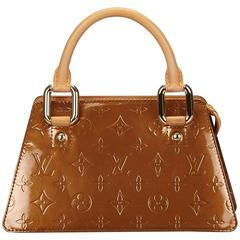 Louis Vuitton Brown Vernis Mini Forsyth