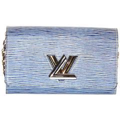 Louis Vuitton Twist Bag Epi Denim - Never Worn