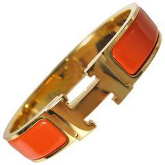 Hermes H Bracelet Narrow