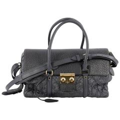 Louis Vuitton Volupte Psyche Handbag Limited Edition Monogram Jacquard