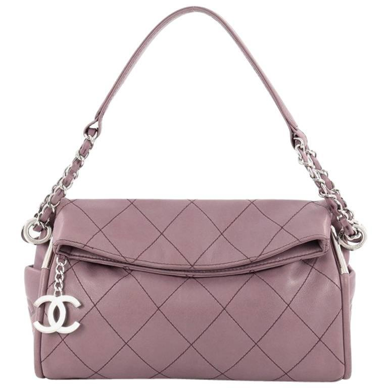 326dad03a583ae Chanel Ultimate Soft Hobo Quilted Leather Small at 1stdibs