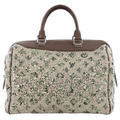 Louis Vuitton Speedy Handbag Limited Edition Sunshine Express 30