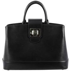 Louis Vuitton Mirabeau Handbag Epi Leather GM