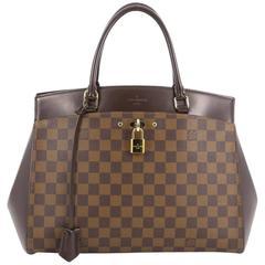 Louis Vuitton Rivoli Handbag Damier MM