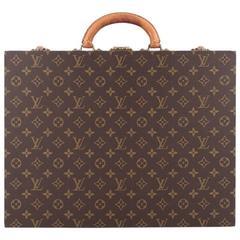 Louis Vuitton President Classeur Briefcase Monogram Canvas