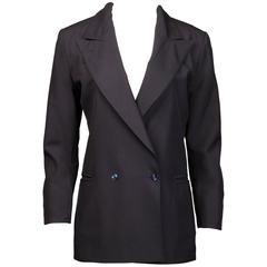 Claude Montana Vintage Wool Blazer Jacket