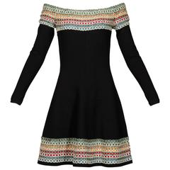 Alaia Vintage Knit Dress