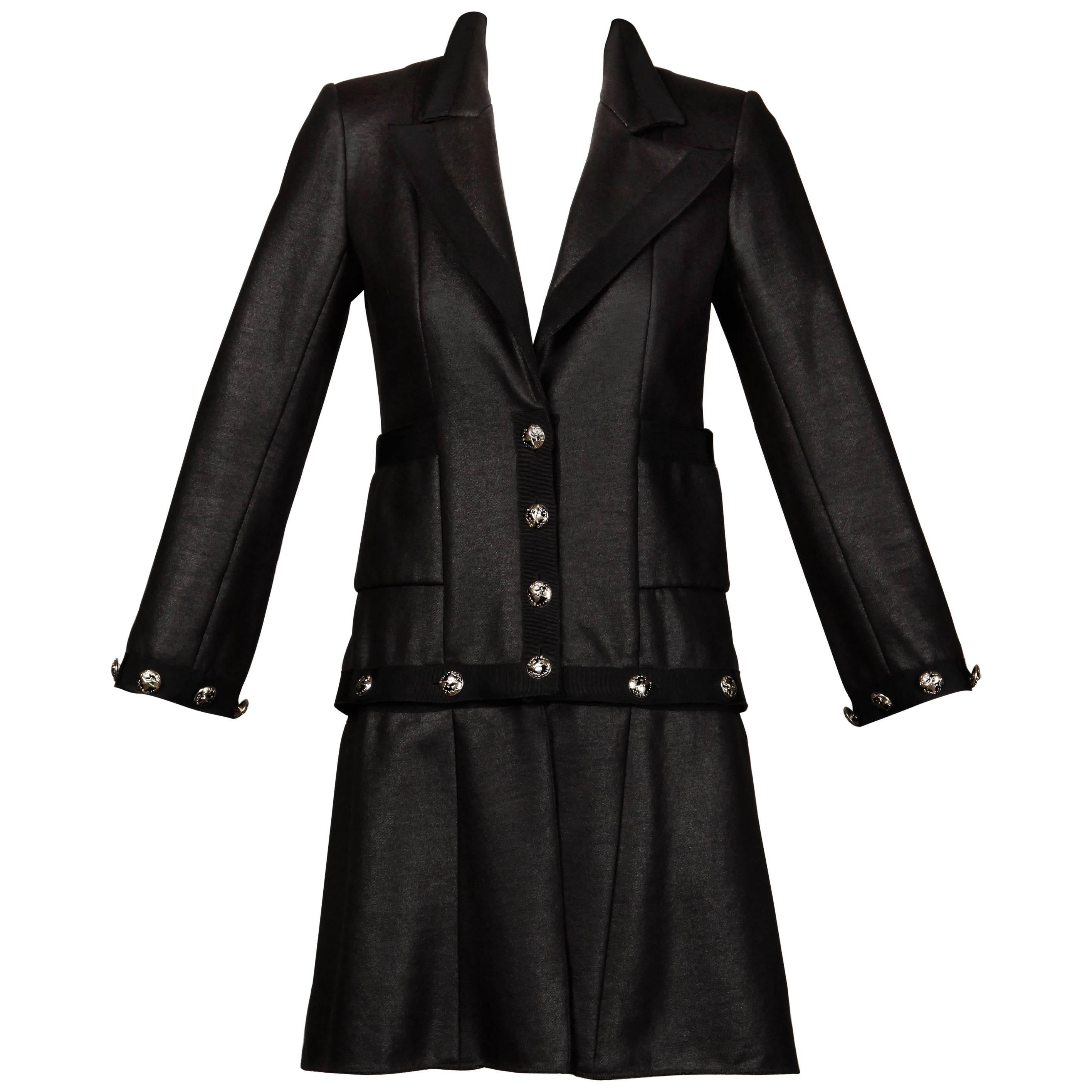2008 Chanel Convertible Jacket + Coat