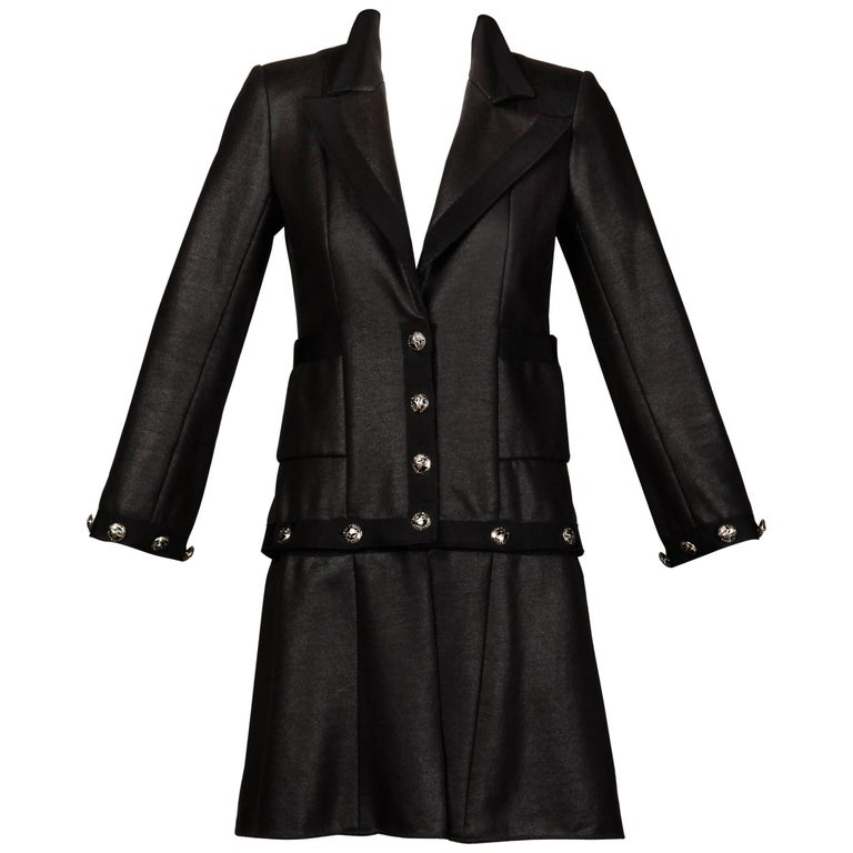 2008 Chanel Convertible Jacket + Coat For Sale