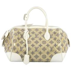 Louis Vuitton Round Speedy Bag Monogram Bouclettes