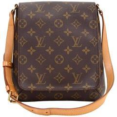 Louis Vuitton Musette Salsa Monogram Canvas Shoulder Bag