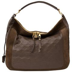 Louis Vuitton Brown Audacieuse Empreinte GM Bag
