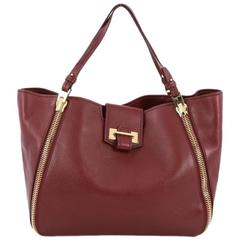 Tom Ford Sedgwick Zip Tote Leather Medium