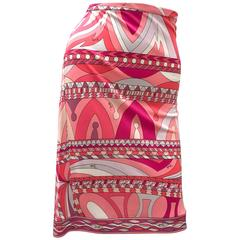 New Emilio Pucci Skirt w/ Tags