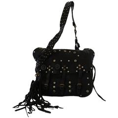Ralph Lauren Black  Leather Bag