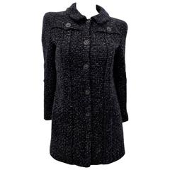 Short Chanel Boucle Jacket