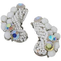 Robert White Earrings