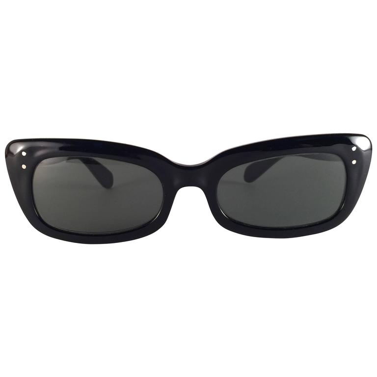 bcdf00c03a New Vintage Ray Ban Chase 1960 s Mid Century G15 Lenses USA Sunglasses For  Sale