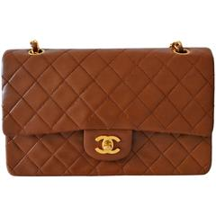 Chanel Timeless Brown
