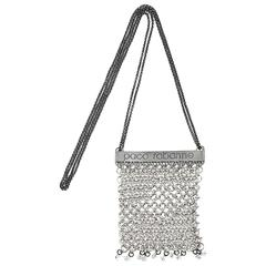 Paco Rabanne Vintage Chain Mail Purse