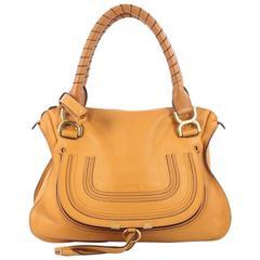 Chloe Marcie Satchel Leather Medium
