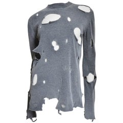 Comme des Garcons Vintage Distressed Sweater