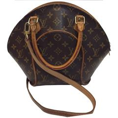 Louis Vuitton Small Alma Shoulder Strap Bag