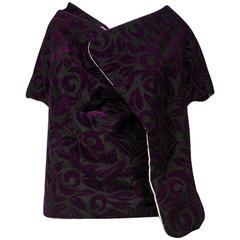 Comme des Garcons Floral Padded Jacket 1996