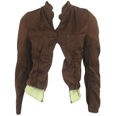 Comme des Garcons 1999 Collection Runway Jacket