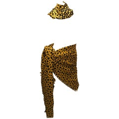 Louis Vuitton Silk Snood Scarf and Shawl - Yayoi Kusama - Limited Release