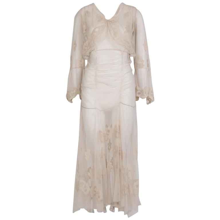 Ultra Femme  Emroidered Tea Dress