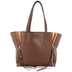 Chloe Milo Shopping Tote Leather Medium