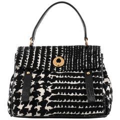 Saint Laurent Muse Two Handbag Tweed Medium