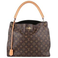 6a3da1a8581e Louis Vuitton Gaia Handbag Monogram Canvas