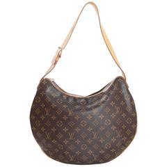 Louis Vuitton Monogram Croissant GM Bag