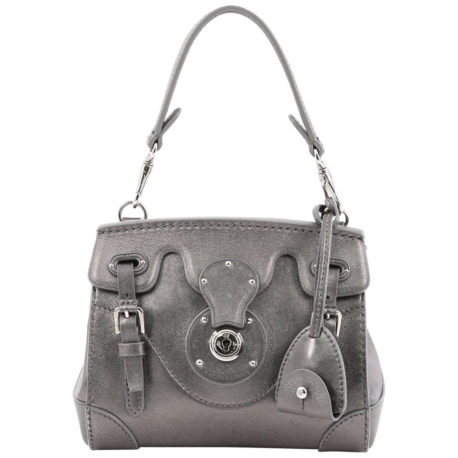 Ralph Lauren Collection Ricky Crossbody Bag Leather Mini at 1stdibs c12ed4666d5b3