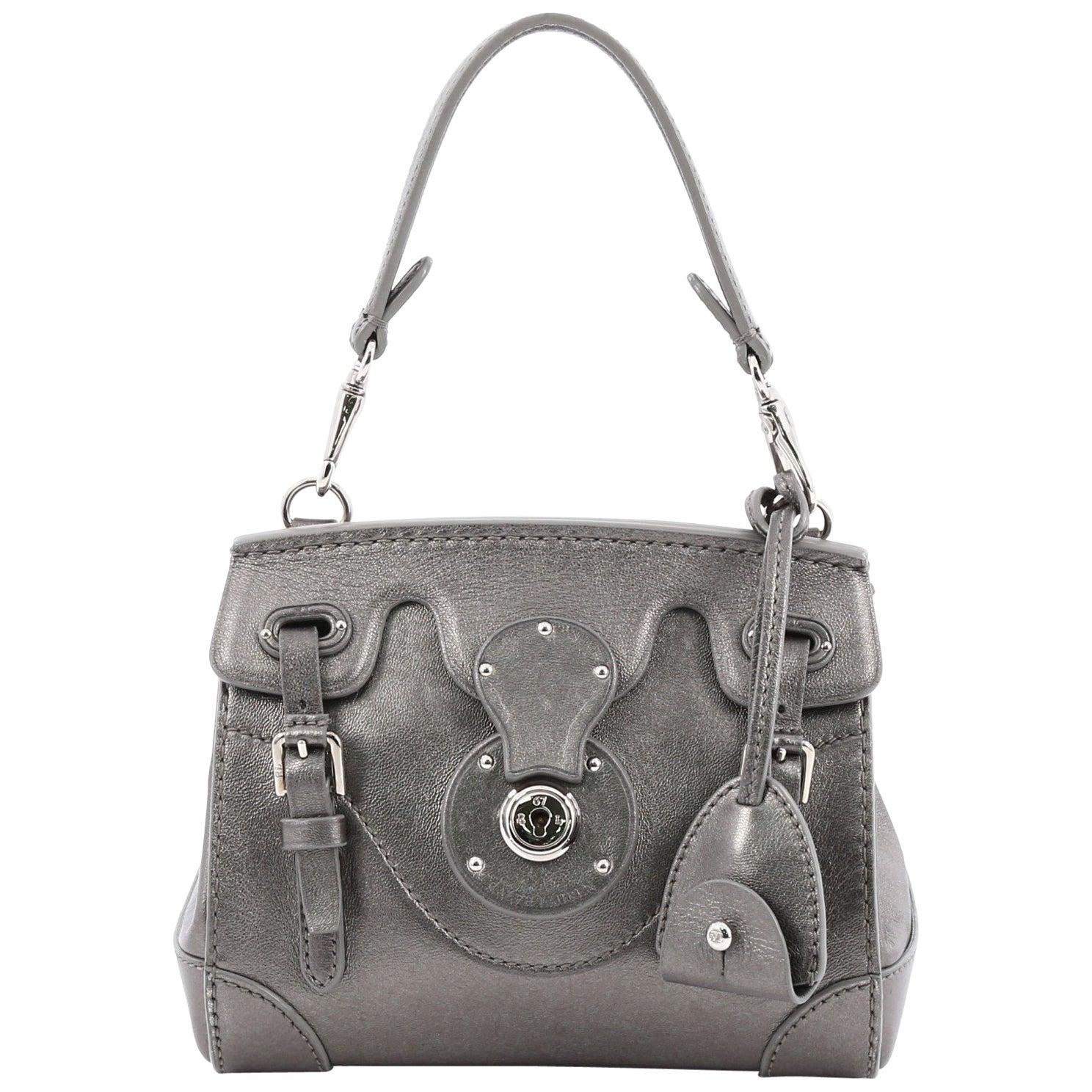 f166b23647ee Ralph Lauren Collection Ricky Crossbody Bag Leather Mini at 1stdibs