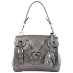 Ralph Lauren Collection Ricky Crossbody Bag Leather Mini