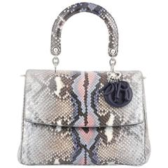 Christian Dior Be Dior Bag Python Medium