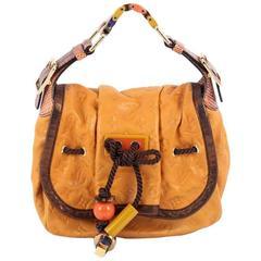 Louis Vuitton Kalahari Handbag Limited Edition Monogram Epices PM