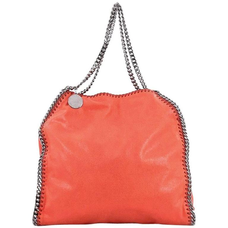 stella mccartney falabella tote shaggy deer small for sale at 1stdibs. Black Bedroom Furniture Sets. Home Design Ideas