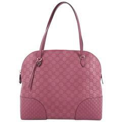 Gucci Bree Dome Tote Guccissima Leather Medium