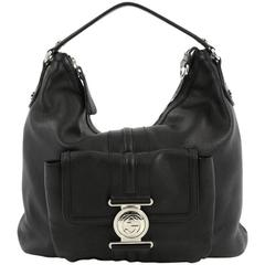 Gucci G Coin Hobo Leather Medium