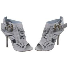 Givenchy Open Toe Calfskin leather sandals. Size 36,5 FR (US 5,5)