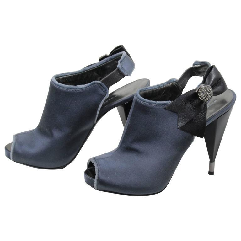 Marc Jacobs Ribbon Silk Shoes