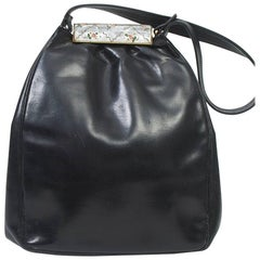 Rosenfeld Handbag with MOP Clasp