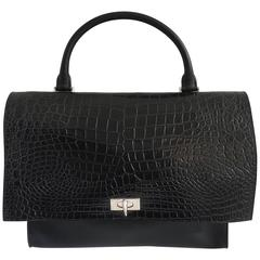 Givenchy Black Medium Shark Bag