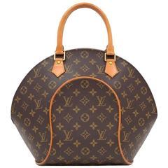 Louis Vuitton Ellipse MM Monogram Canvas Hand Bag